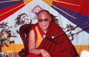 HH. 14th Dalai Lama of Tibet
